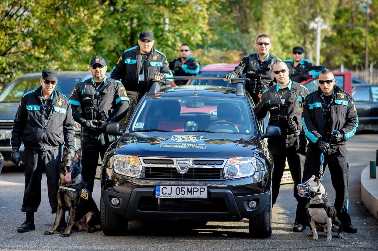 Firma Securitate Arad